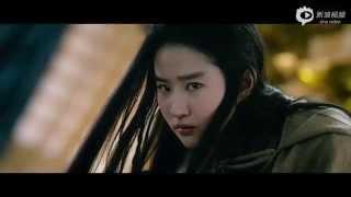 劉亦菲[2014.08.14]《四大名捕3》終極版預告片