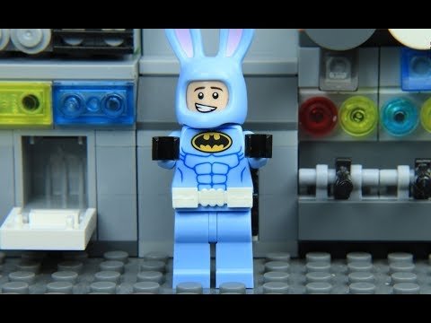 Lego Batman: Cosplay Something