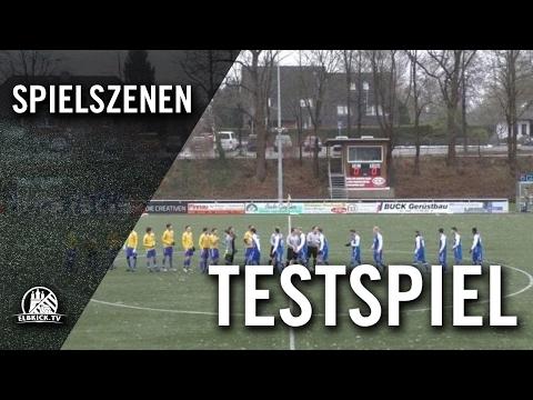 SV Curslack-Neuengamme - SV Altengamme (Testspiel) - Spielszenen | ELBKICK.TV