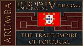 EUIV Dharma The Trade Empire of Portugal 80
