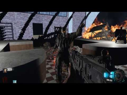 Bo3 Lockdown Zombies map First Try