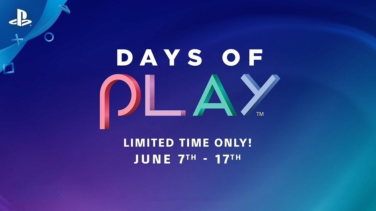 PlayStation Days of Play Dated For June, New Limited Edition