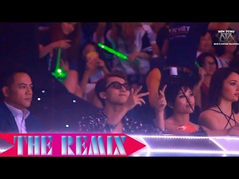 Sơn Tùng MTP quẫy nhiệt tình khi làm giám khảo The Remix 2016