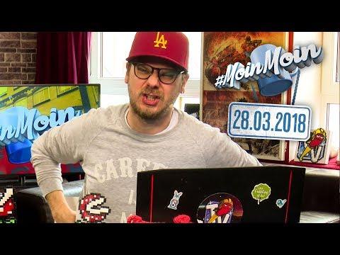 Eddy hackt Lars' Twitter, Jokos neues Magazin | MoinMoin mit Etienne