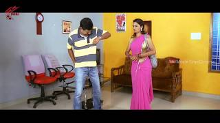 Shivaji Raja & Aunty Scene || Ram Bhai Bheem Bhai Madyalo Dream Boy Movie || Krishnudu