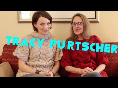 Kristy Glass Knits: Tracy Purtscher