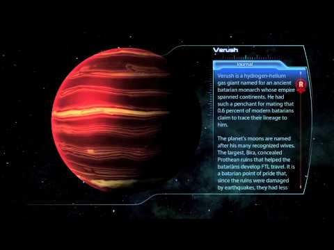 Mass Effect 3 Scanning Guide -- Kite's Nest