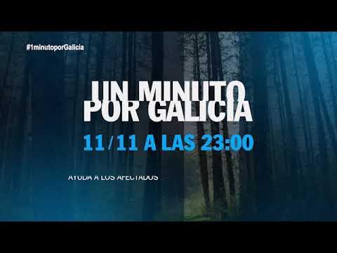 Un minuto por Galicia, campaña promovida por AMC Networks