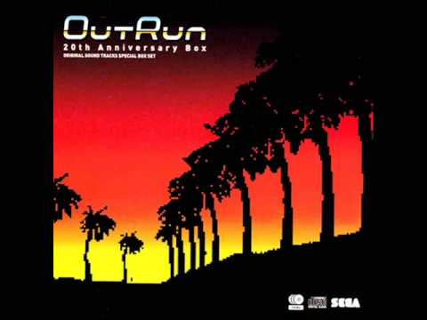 OutRun 20th Anniversary Box [CD9-05]: MAGICAL SOUND SHOWER Euro Remix