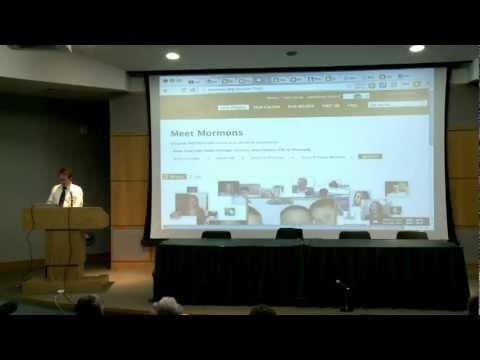 UVU: Mormonism and the Internet Session 9 Avatars and Second life:Mormon Identity and the Internet