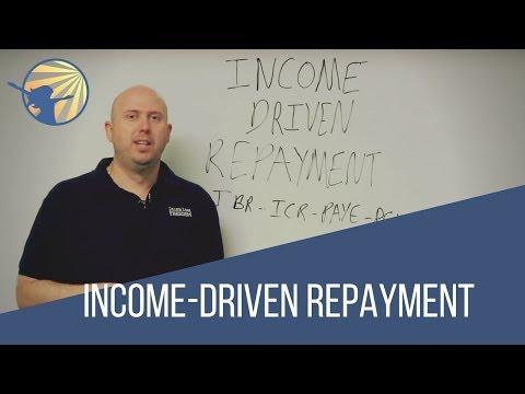 Income -Driven Repayment