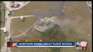 Lakeland plane crash: learning more about the flight school