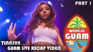 Guam Live 2015: Tinashe Recap Video (PART 1)