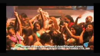 "Pretty Ricky ""Tipsy In Dis Club"" Official BEHIND THE SCENES Pt 2 ""Mayweather Live"" show"