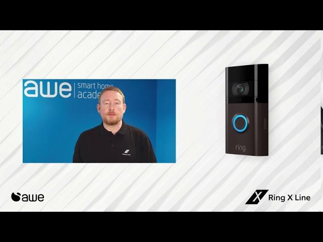 Ring X Line - Video Doorbells Overview