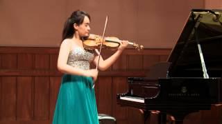 J.S.Bach Violin Partita No.3 in E Major, BWV 1006, Prelude