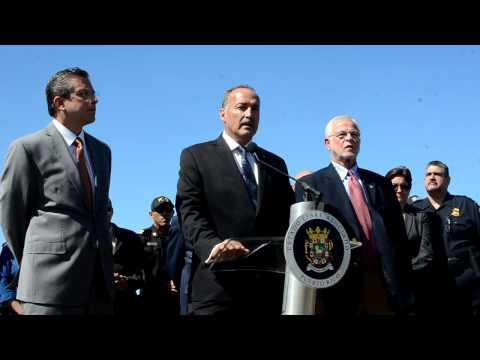 Garcia Padilla declara guerra contra los narcos - Q&A II