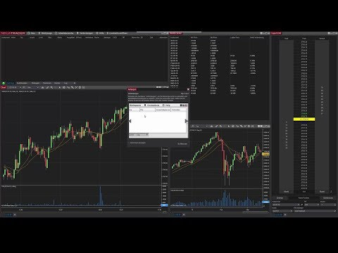 NinjaTrader 8 Quick Start Guide Deutsch