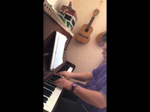 Lachen und Weinen (F. Schubert) - piano only