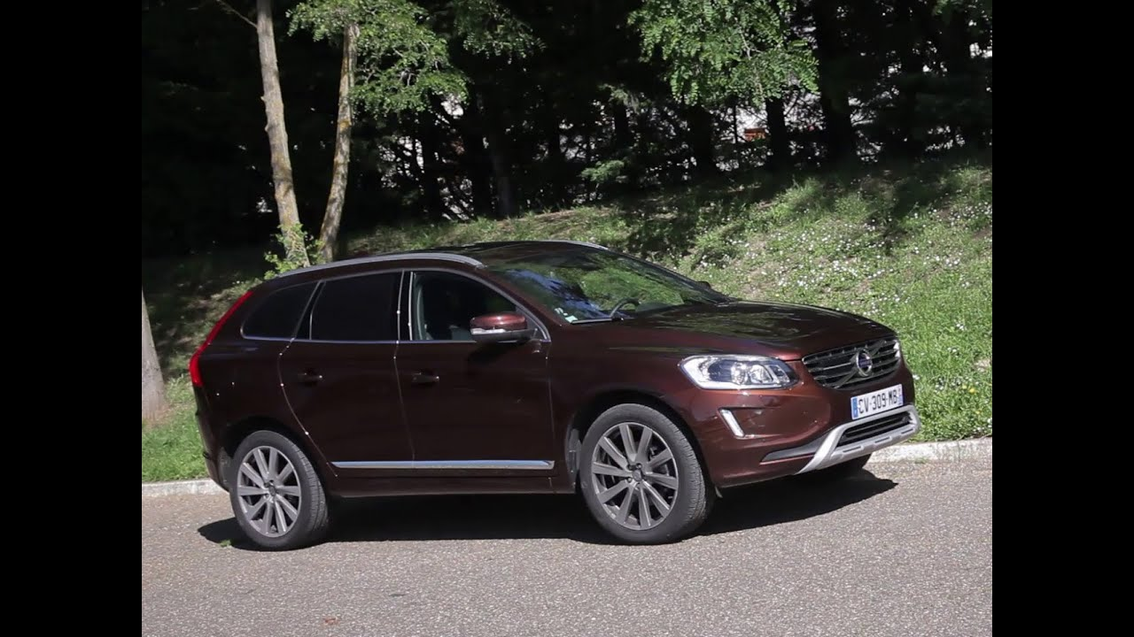 essai volvo xc60 d5 awd geartronic 6 xenium 2014 youtube. Black Bedroom Furniture Sets. Home Design Ideas