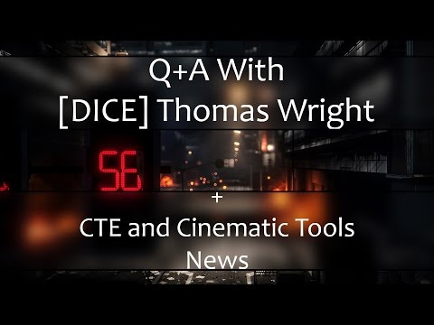 Q+A With [DICE] Thomas Wright (and other news)
