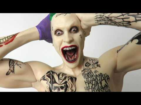 DC Collectibles Suicide Squad: The Joker statue review
