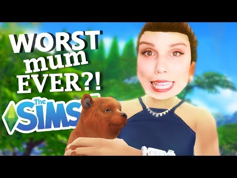 AM I THE WORST MUM EVER?  The Sims 4 Gameplay  [My Dream Life]