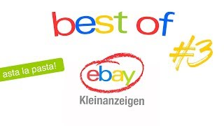 BEST OF eBay Kleinanzeigen #3