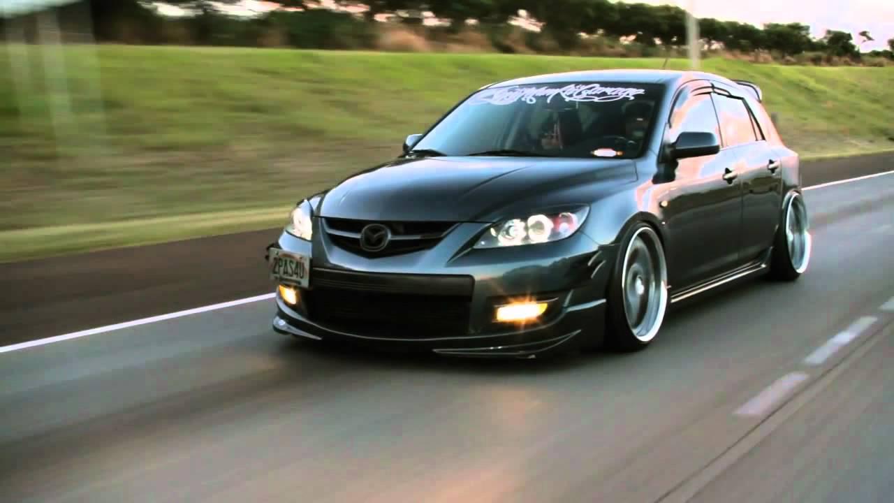 Smg Mazda 3 Stance Nation Youtube