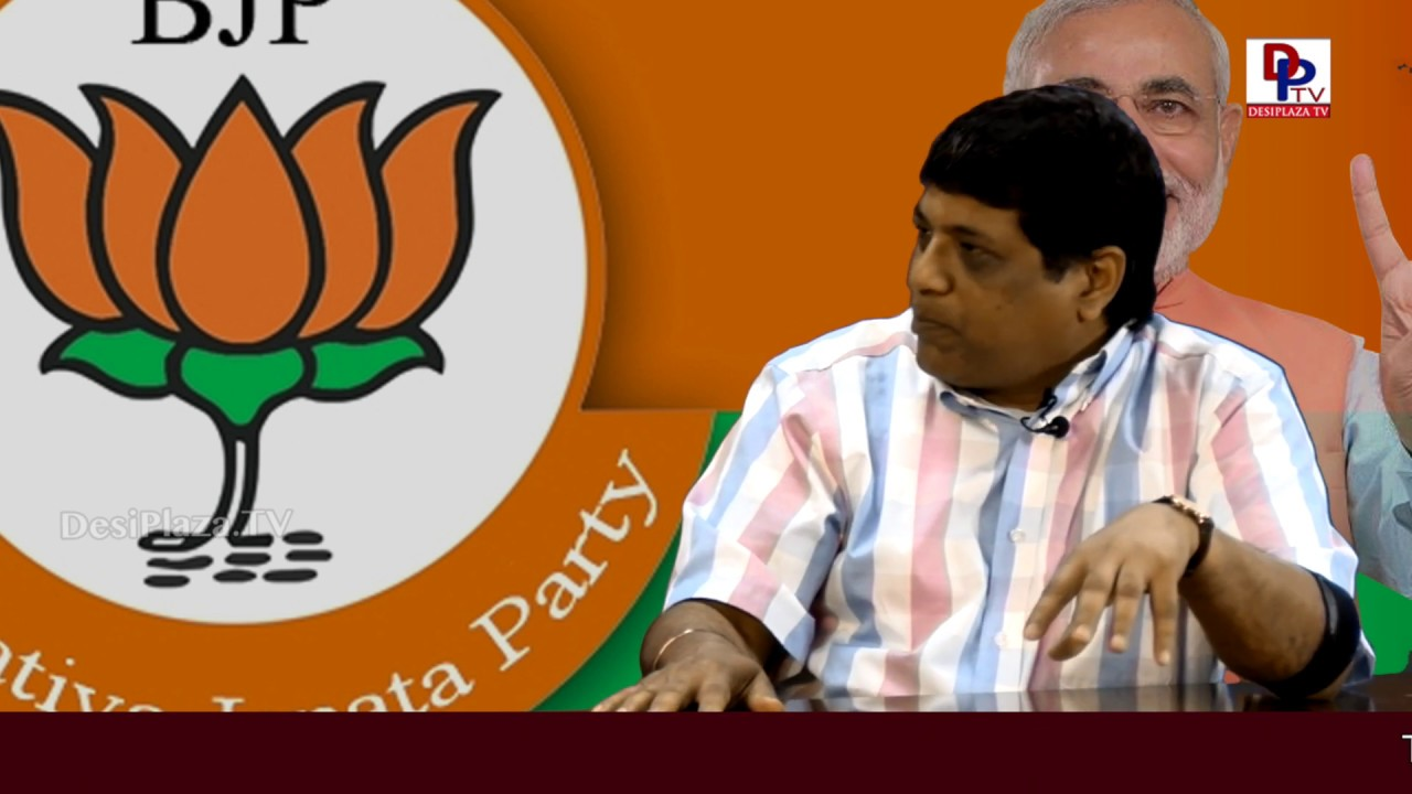 BJP Activist - Raghuveer Maripeddi - National & Andhra Pradesh Politics - Elections in India.- Promo