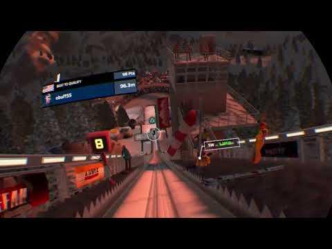 Ski jump pro vr live |