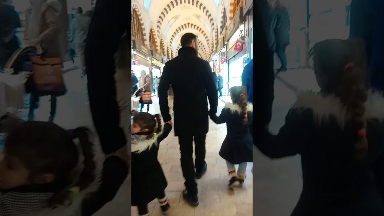 رحله اسطنبول سوق مصر - YouTube