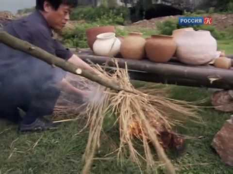 Как обжечь глину на костре