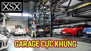 Đây Là Garage Của Chủ Nhân Chiếc Porsche 918 Spyder Trị Giá 150 Tỷ Đồng Tại Thái Lan   XSX