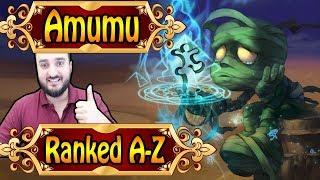 AMUMU A-Z GUIDE | League of Legends Season 8 CLIMB
