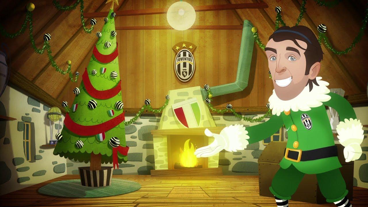 Auguri Di Natale Juventus.Juventus Christmas Youtube