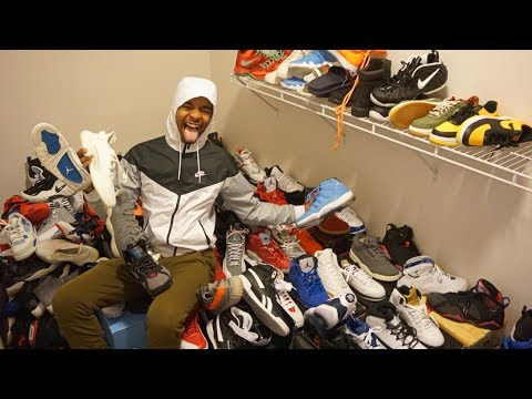 Flight Reacts Sneaker Collection 2018!