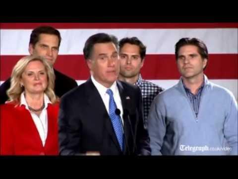 US elections 2012: Mitt Romney wins Iowa