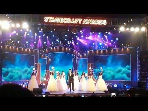 Armaan Malik | StageCraft Awards | Bangla Performance | Dhitang Dhitang | With Dev | Kolkata