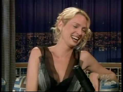 Conan O'Brien 'Uma Thurman 4/13/04