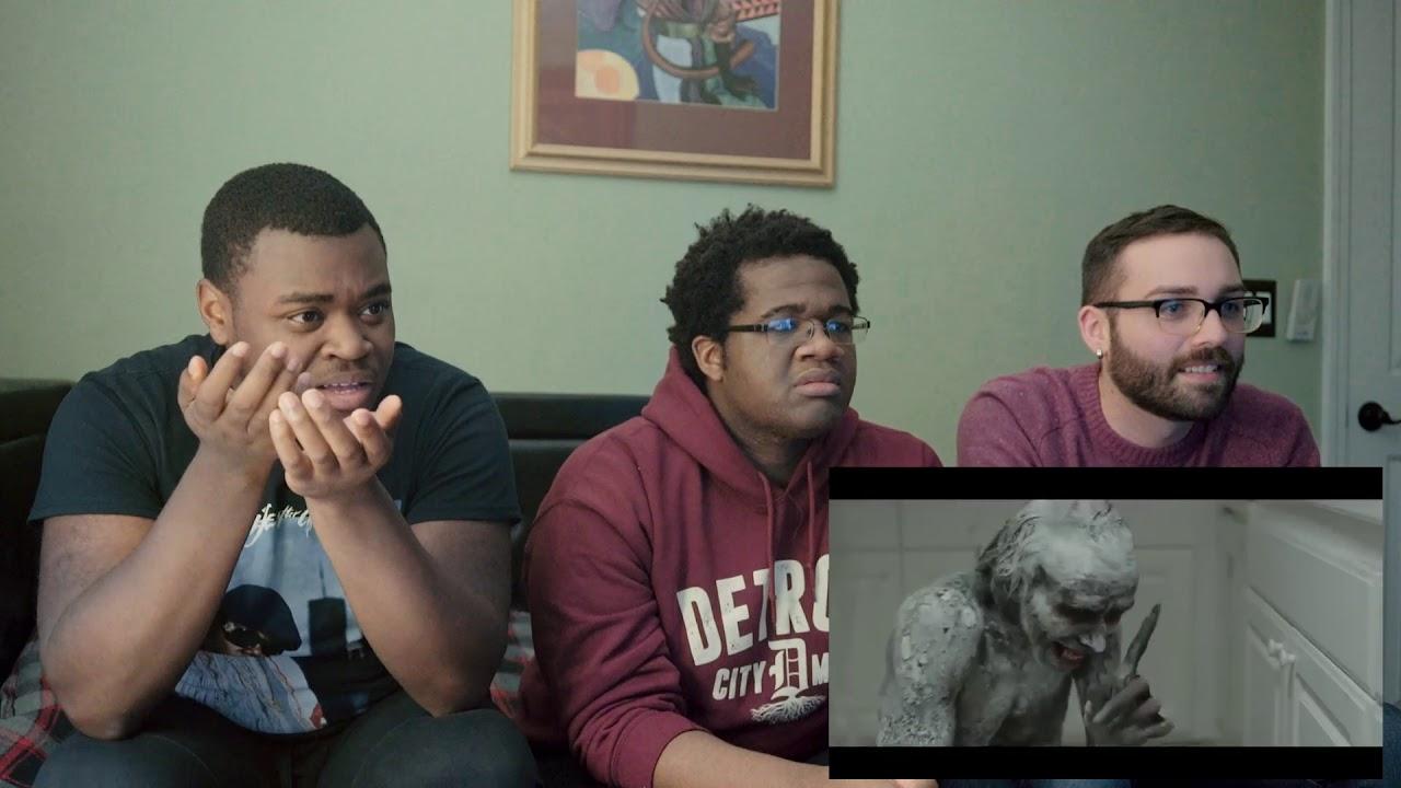 Download THE SMILING MAN SHORT HORROR FILM REACTION!!!