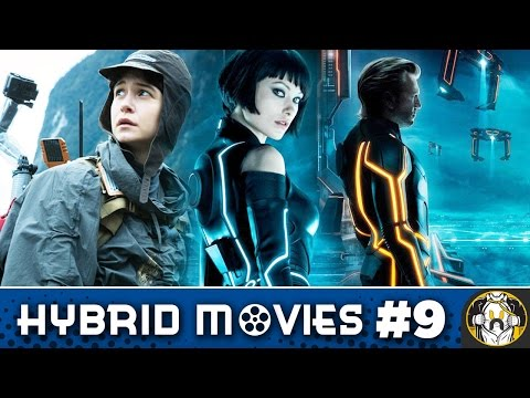 Tron Reboot with Jared Leto & Alien Covenant Trailer 2 Review | Hybrid Movies #9
