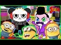 Download Video MINIONS TAKE OVER ROBLOX ! Let's Play Minions Escape Adventure Obby 2