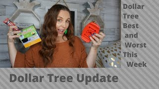 Dollar Tree review| My weekly update #4