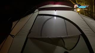 露營瘋好物 TOYAMA 特亞馬 可調光USB感應燈