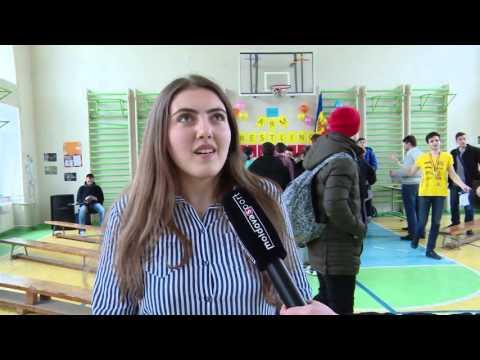 "ARM WRESTLING LA LICEUL ""SPIRU HARET"" // MOLDOVA SPORT TV"