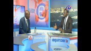 TENDANCE ÉCONOMIQUE(TOUSSAINT MBOKADU) VENDREDI 25 JANVIER 2019 - ÉQUINOXE TV