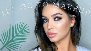 GO TO GLAM ♡ GET READY WITH ME / UNDER EYE DOTS