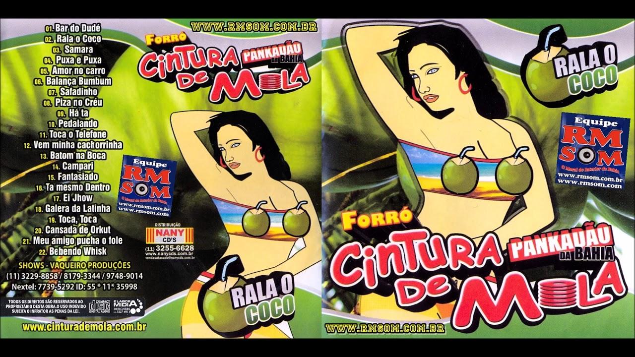 cd completo cintura de mola 2011