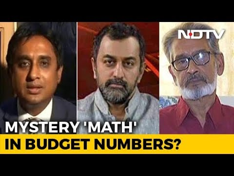 Reality Check | Budget 2019:  The 'Missing' Rs 1.7 Lakh Crore? Mp3